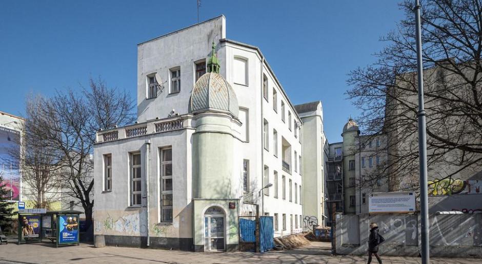 Łódź rewitalizuje jeden z hosteli. Odtworzony zostanie detal architektoniczny