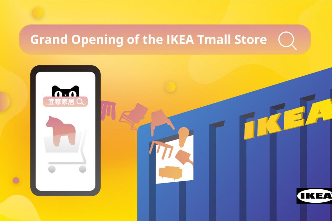 IKEA połączyła siły z Alibabą