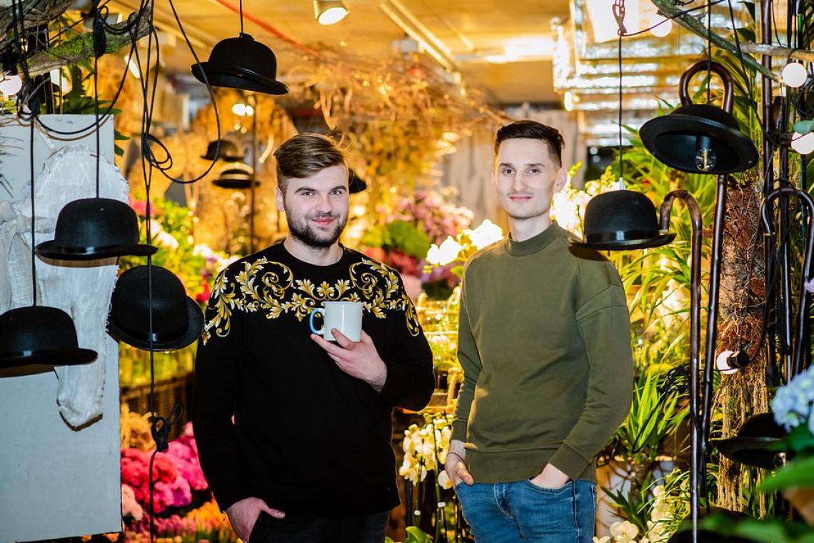 Wyjątkowe miejsce z kwiatami, sztuką i kawą zagości w Warszawie
