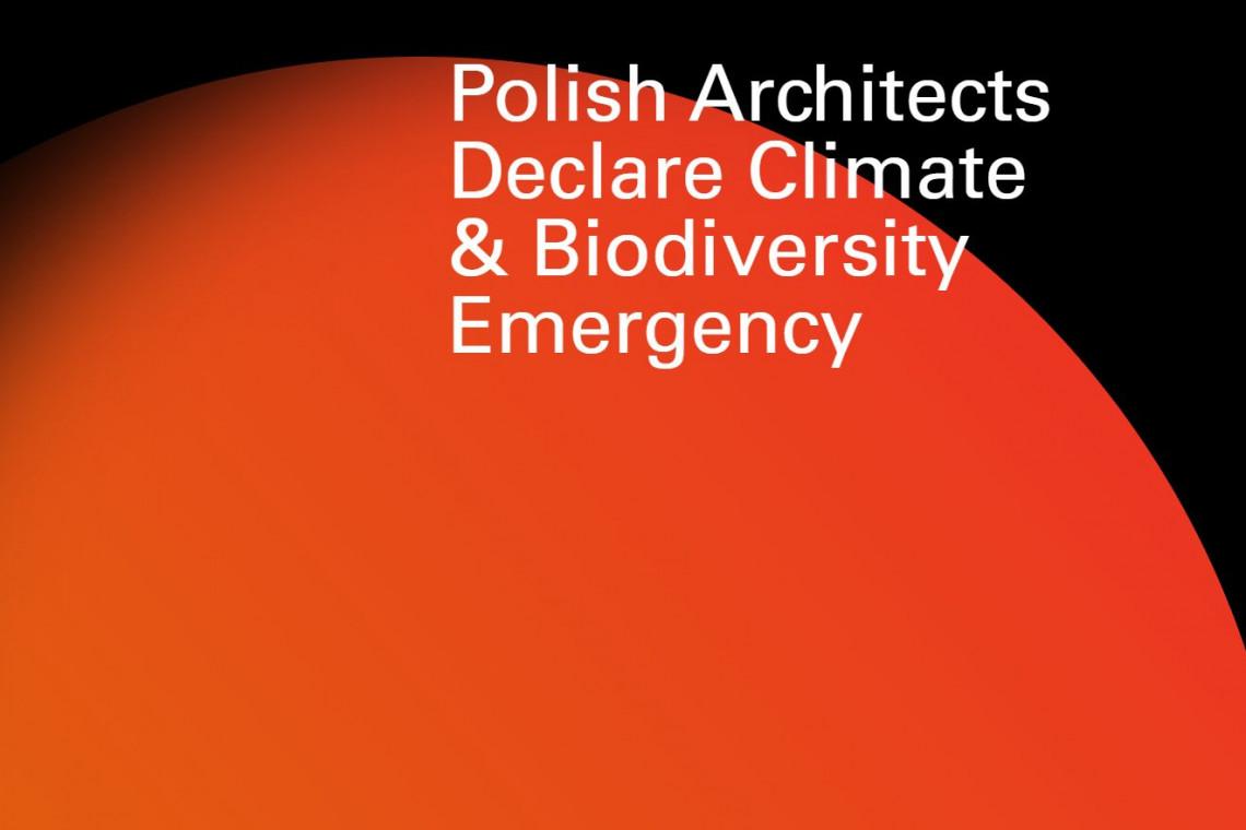 Problemu nie da się zamieść pod dywan - JSK Architekci, JEMS i WXCA mówią o akcji Architects Declare