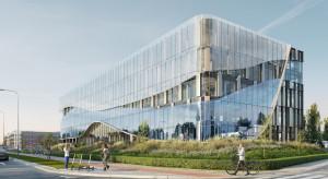 Cavatina Holding realizuje biurowiec inspirowany... oceanem