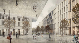 Najlepszy pomysł na plac trójkątny na Przedmieściu Oławskim. Konkurs rozstrzygnięty