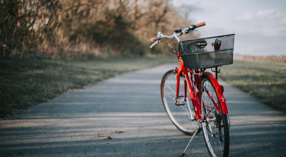 Powstaje nowy pas rowerowy na Arkonkę w Szczecinie