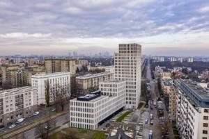 Biurowiec na warszawskim Mokotowie oddany do użytku. JEMS Architekci zaprojektowali, a Budimex wykonał