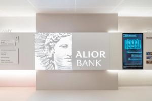 Alior Bank z nowym formatem oddziału projektu Roberta Majkuta