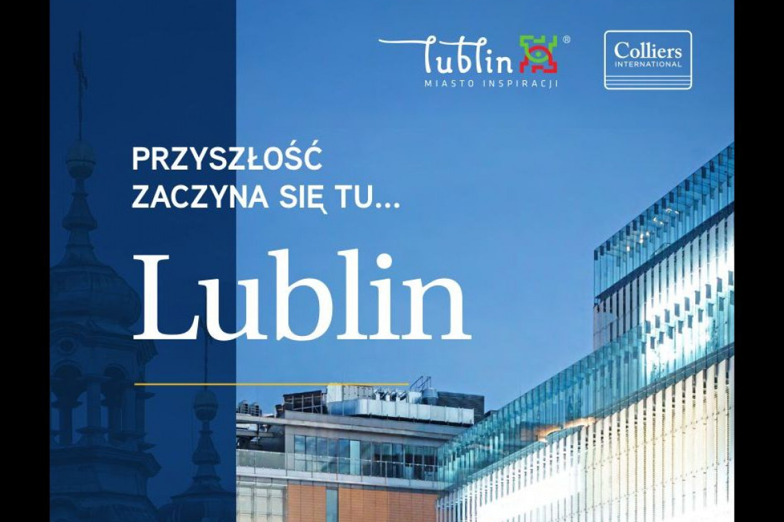 Lublin: prężnie rozwijające się smart city w Polsce wschodniej
