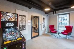 Projektowanie gier to ich specjalność. Polski producent pochwalił się nowym biurem