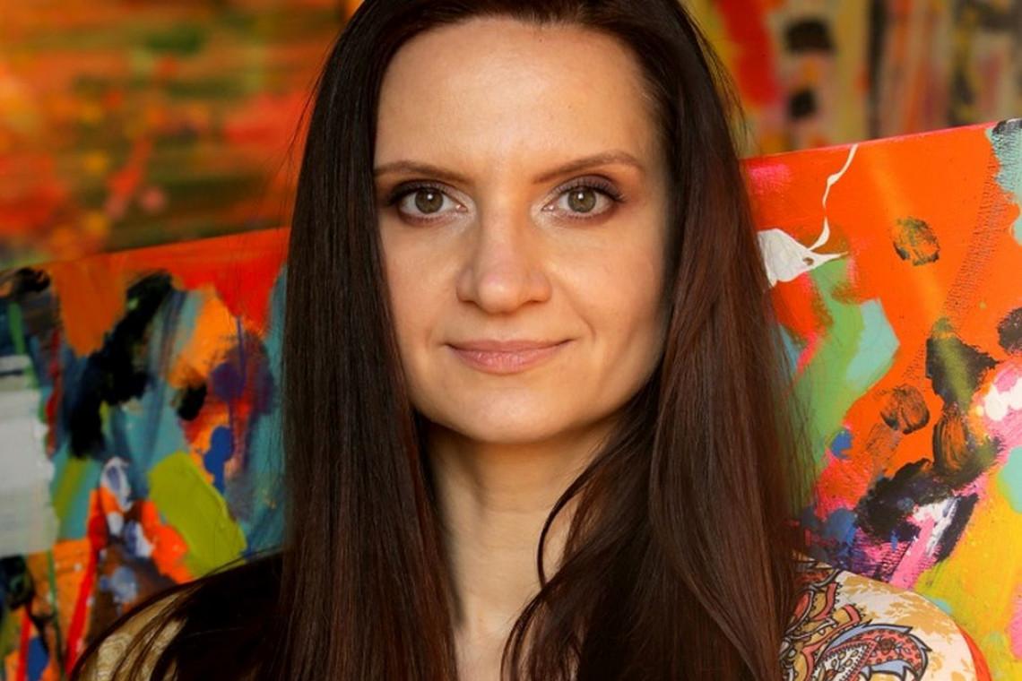 Prace polskiej artystki wzbogacą globalną kolekcję sztuki banku Standard Chartered