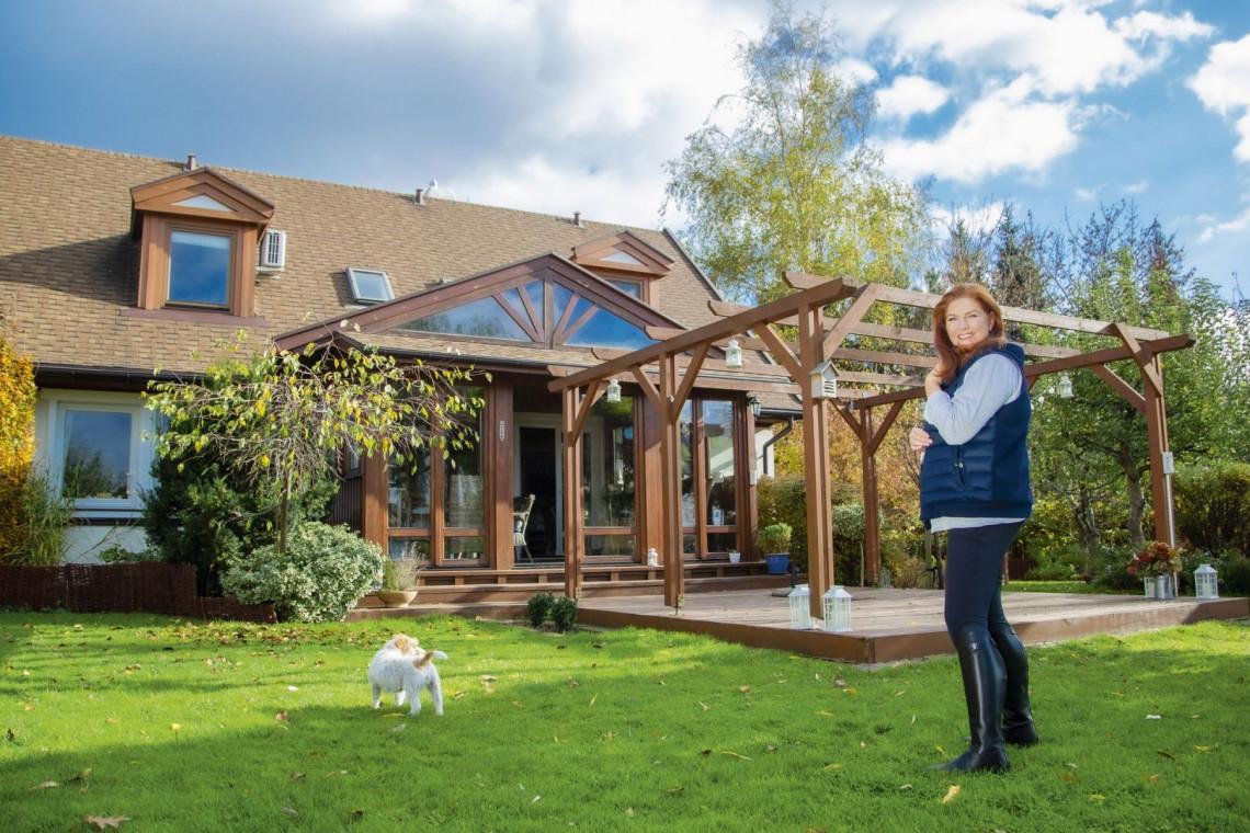 Katarzyna Dowbor: W moim domu podoba mi się wszystko