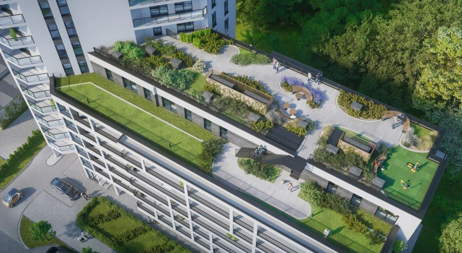 Kiedyś architektoniczny luksus. Dziś zielone dachy zyskują na popularności