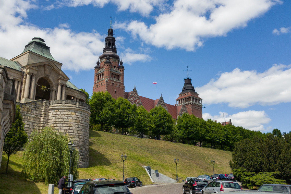 W Szczecinie inwestycje miejskie realizowane są zgodnie z terminami