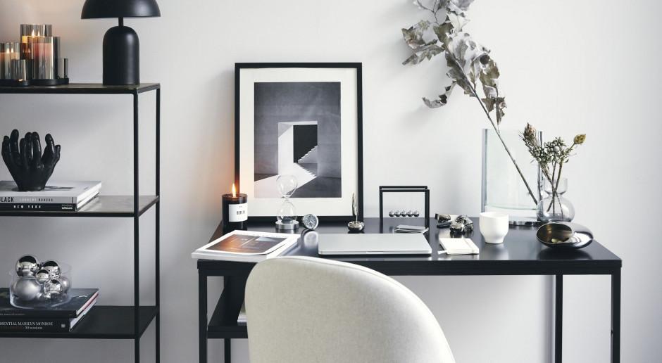 Home office w czasach koronowirusa. Garść inspiracji jak zaaranżować domowe biuro