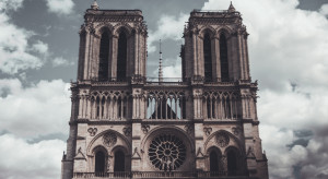 Budynki sakralne we Francji nie są zabezpieczone