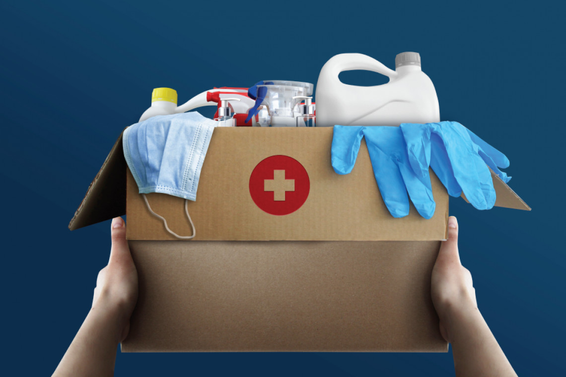 NEPI Rockcastle wspiera walczących z epidemią i pomaga swoim najemcom