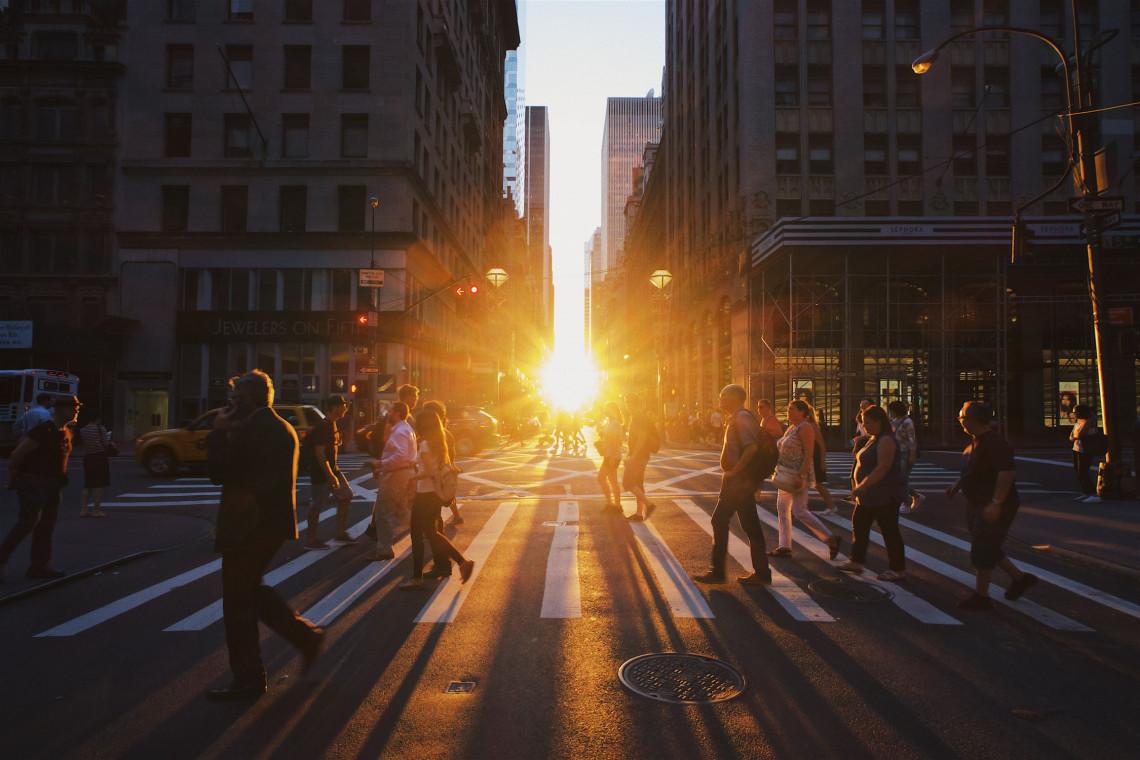 """""""Social distancing"""" może zmienić funkcjonowanie miast i ich przyszłe projektowanie"""