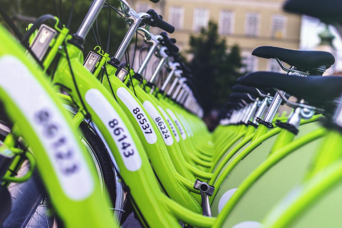 PKP uruchamia bike sharing rowerów elektrycznych nad morzem