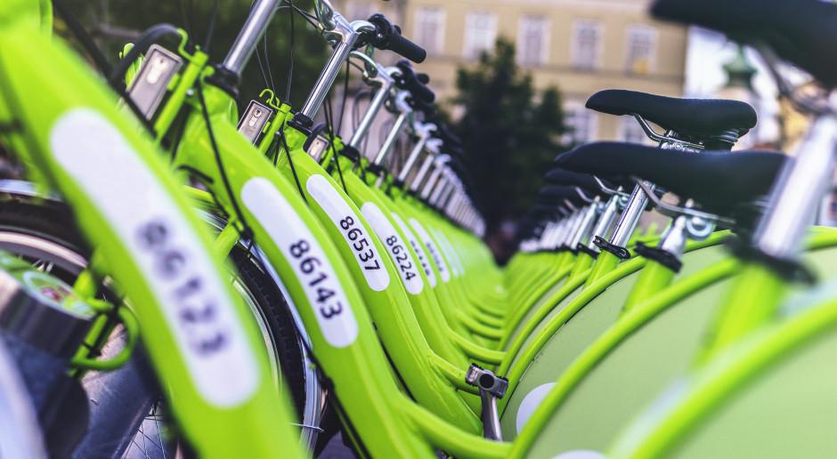 W Katowicach od kwietnia ruszają rowery miejskie. Będą odkażane