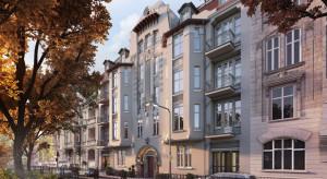 Secesyjna kamienica w Poznaniu odzyska dawny blask