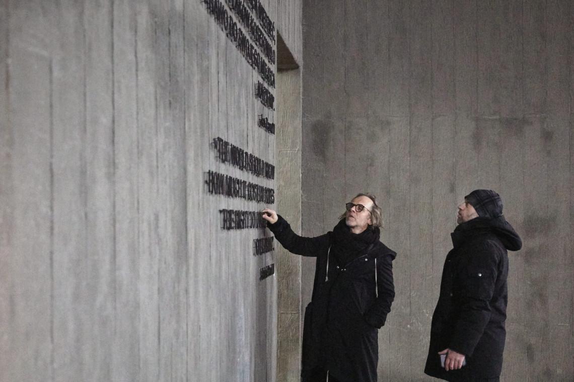Nizio Design International pracuje nad Mauzoleum Martyrologii Wsi Polskich w Michniowie