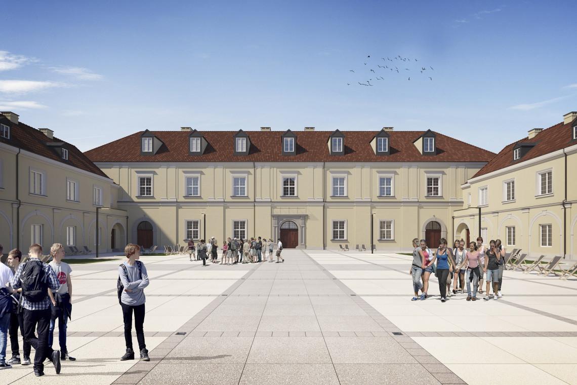 Tremend i Archigraf projektują Państwowe Muzeum Archeologiczne w Warszawie