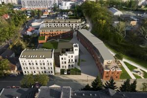 Pracownia ArchiTeka i Sikora Wnętrza rewitalizują dawną fabrykę pomp w Lesznie