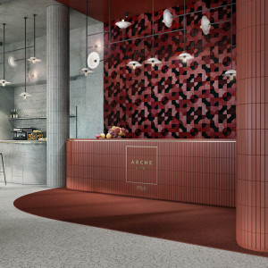Historyczne detale Piły uchwycone w designie. Tak będzie wyglądalo wnętrze Arche Hotel Piła