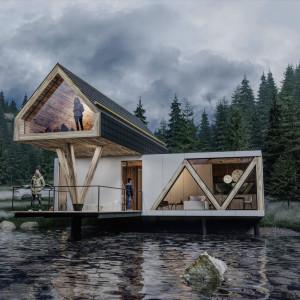 Karpiel Steindel Architektura o łączeniu nowoczesności z tradycyjną stylistyką regionalną