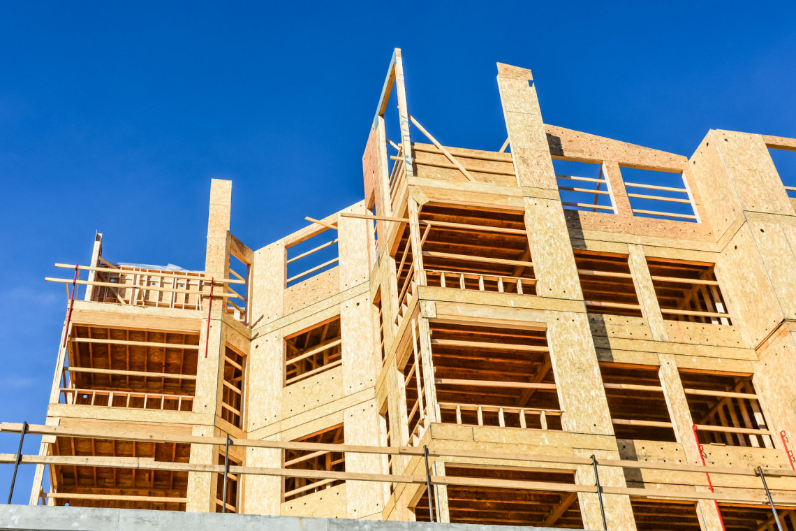 Budownictwo drewniane sposobem na neutralność klimatyczną?
