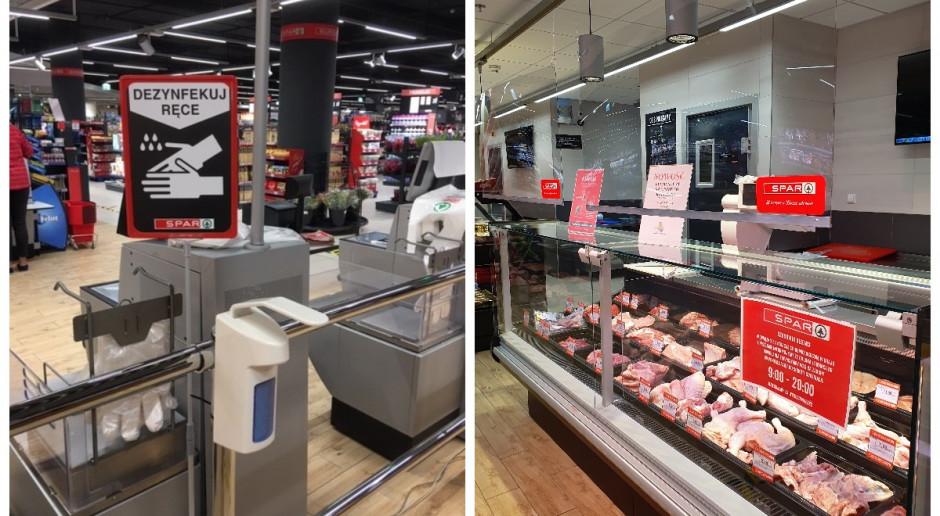 Polskie sklepy stawiane za wzór dobrych praktyk w związku z koronawirusem