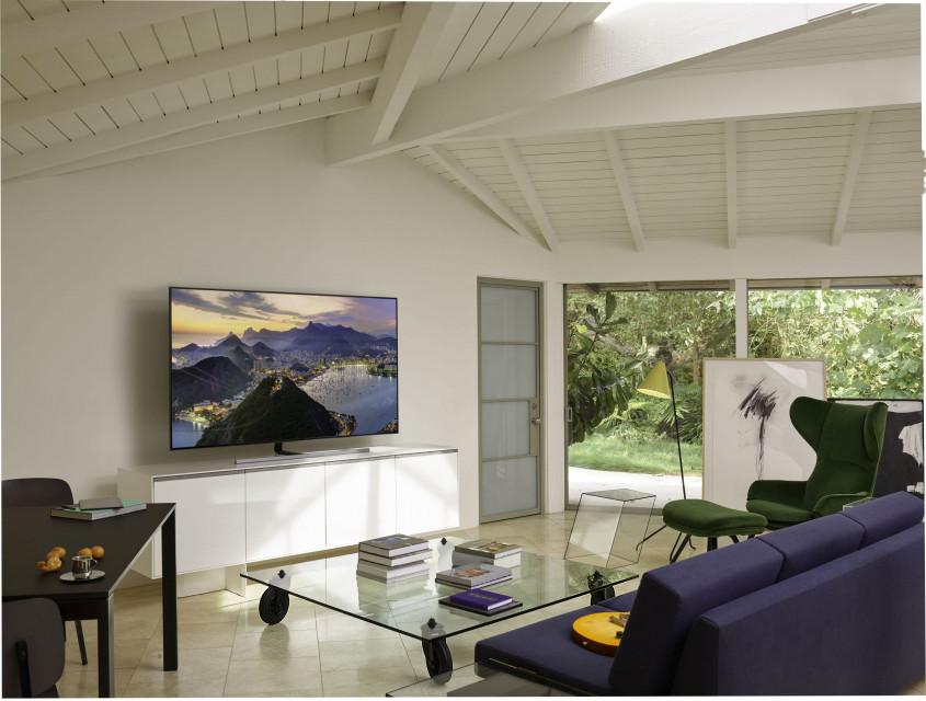 Duży telewizor jest piękny? Trendy na nową dekadę