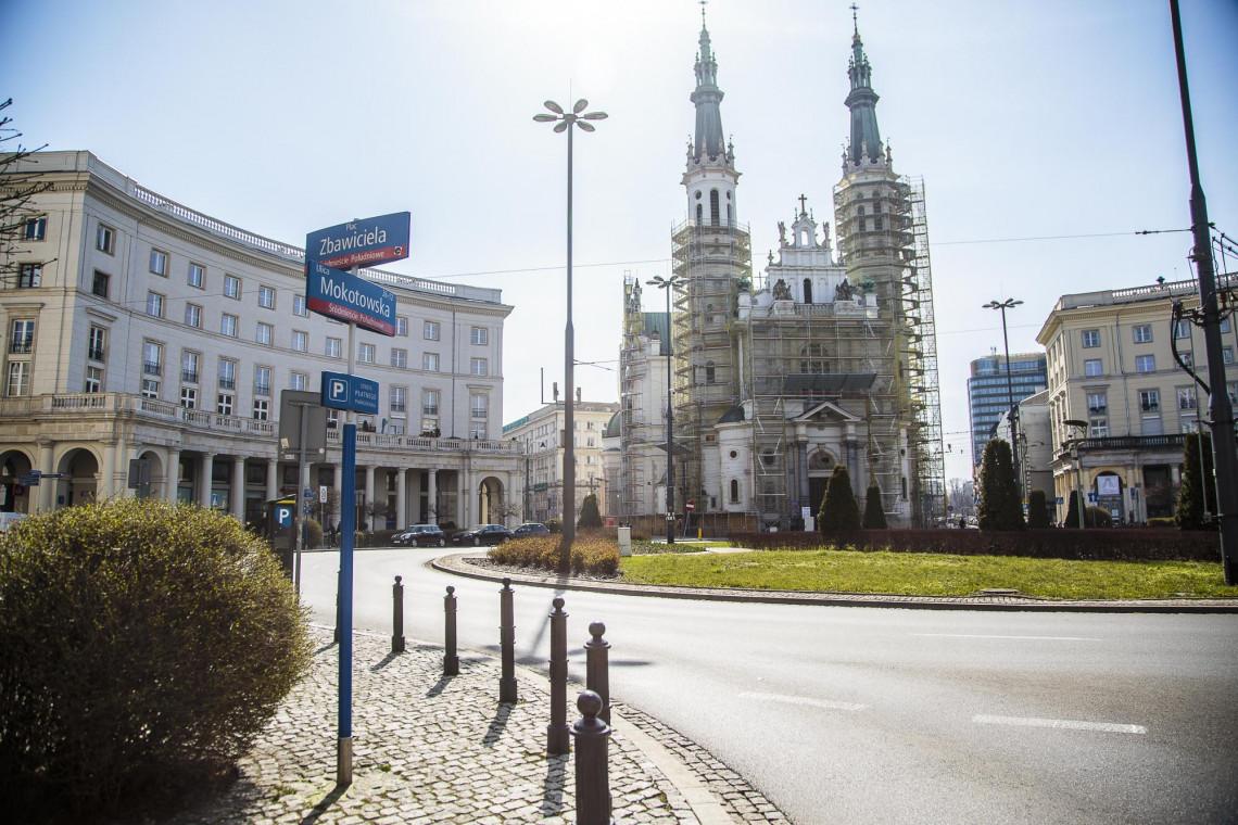 Ponad 7 mln zł dotacji na odnowę warszawskich zabytków