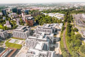 AP Szczepaniak dla Inwestgrupa. Ruszyła budowa B Urban we Wrocławiu