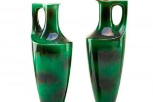 Niezwykła secesyjna kolekcja Ireny Huml