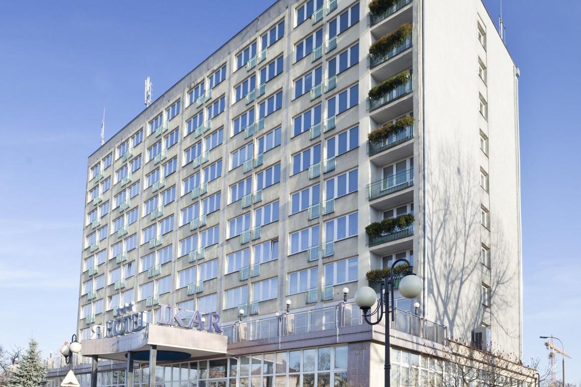 Ruszyło pierwsze izolatorium w poznańskim hotelu