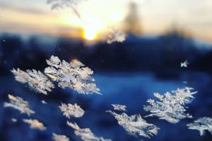 Polacy potrafią! Zmodyfikowana armatka do produkcji śniegu odkaża miasto