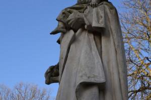 Rzeźby autorstwa Teodora Skoniecznego w rejestrze zabytków