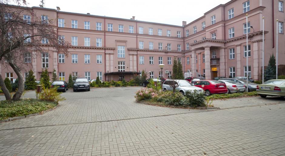 Hotel Reymont w Łodzi zmieniony w izolatorium