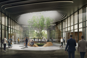 Tak Cavatina Holding odmienia centrum Katowic. Zaglądamy na plac budowy Global Office Park