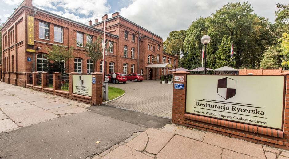 Hotel Rycerski w Szczecinie kolejnym hotelem dla medyka