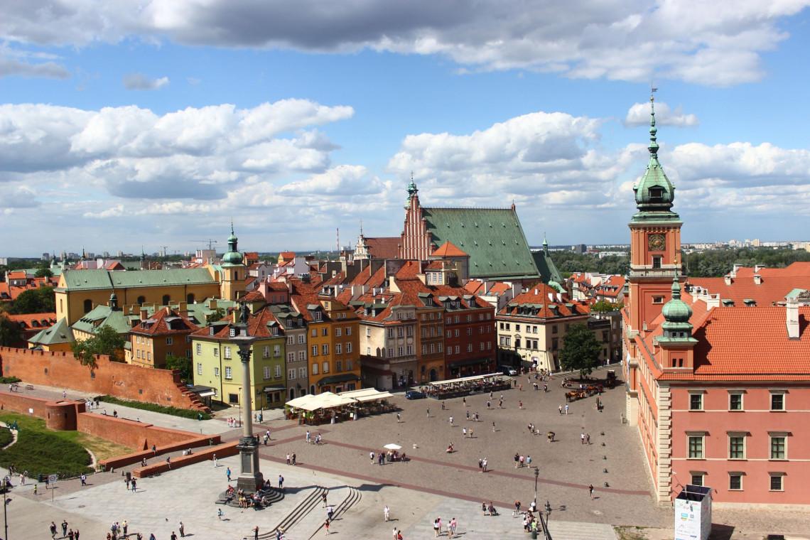 Zamek Królewski w Warszawie otwarty. W nowych rygorach sanitarnych