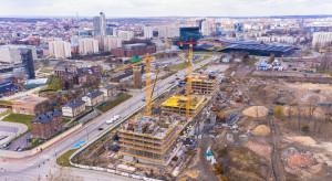 Pierwsza Dzielnica w Katowicach projektu Medusa Group. Co słychać na budowie inwestycji TDJ Estate?