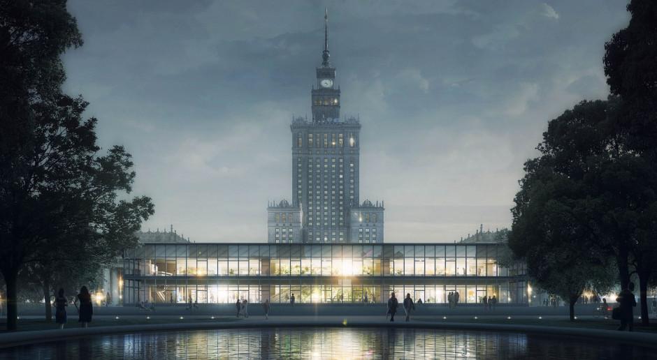 Pawilon Emilia w nowej odsłonie. Warszawa ogłasza przetarg mimo pandemii