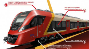 Tak będą wyglądały pociągi dla warszawskiej SKM