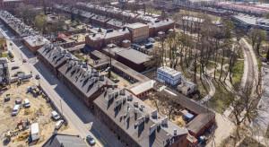 Mimo pandemii, Łódź rewitalizuje Księży Młyn