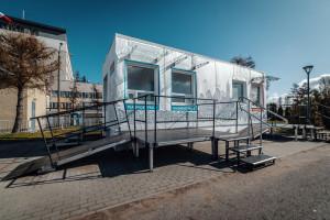 Pierwszy taki projekt w Polsce. Oto moduł diagnostyczny przy szpitalu na gdańskiej Zaspie