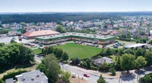 Studio Domino dla Trei Real Estate Poland. Trwa budowa projektu handlowego w Solcu Kujawskim