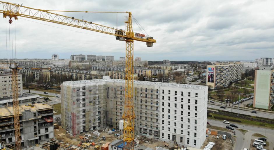 Gdańsk zyska akademik na miarę XXI wieku. Prace budowlane przyspieszają