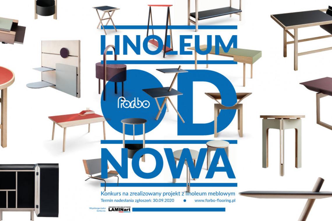 Linoleum od nowa. Ciekawy konkurs dla architektów i wykonawców