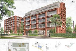 Rozstrzygnięto konkurs na siedzibę gazowników. Kto zaprojektuje nowy kompleks biurowy w Warszawie?