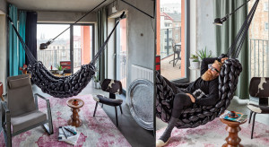 Przemo Łukasik pokazuje swoje mieszkanie na warszawskiej Pradze